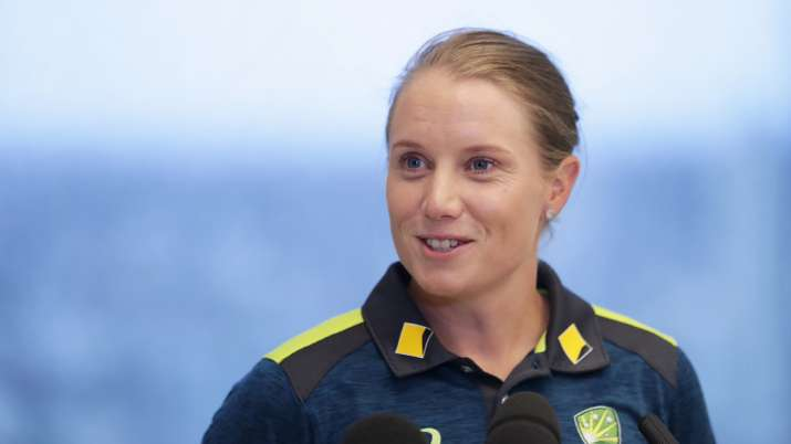 Top Australian cricketer Alyssa Healy