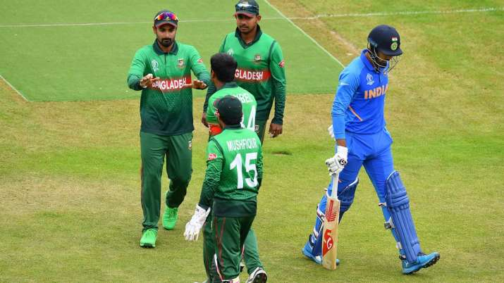 India will face Bangladesh in a three-match T20I series