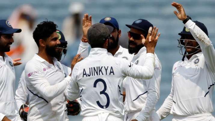 2nd Test: India beat South Africa by an innings and 137 runs to take an unassailable 2-0 lead
