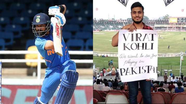ViratKohli, one of the best batsmen in the world and a