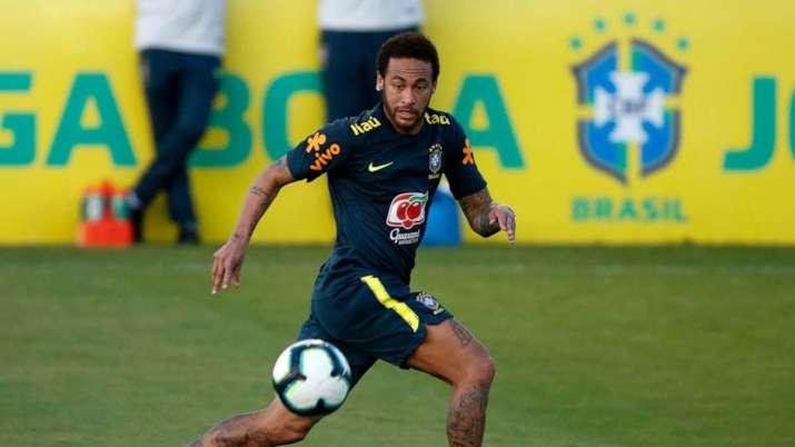 File image of Neymar