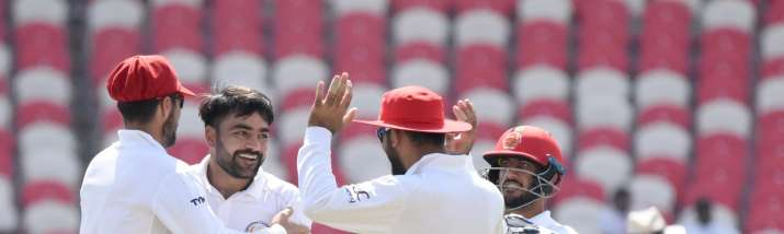 Afghanistan have so far played just four Tests since