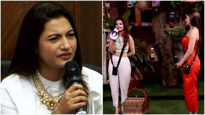 Bigg Boss 13: Is Gauahar Khan angry over Shefali Jariwala for passing comments over Devoleena's clot