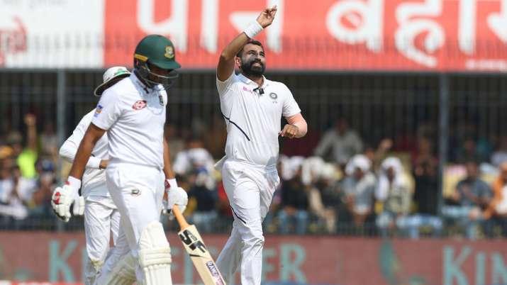 Mohammed Shami, india vs bangladesh