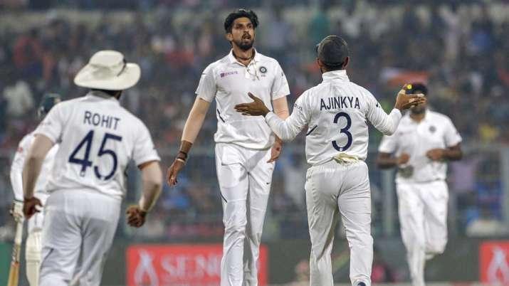 Day-Night Test: Enjoying watching our fast bowlers from gully, says Ajinkya Rahane | Cricket News – India TV