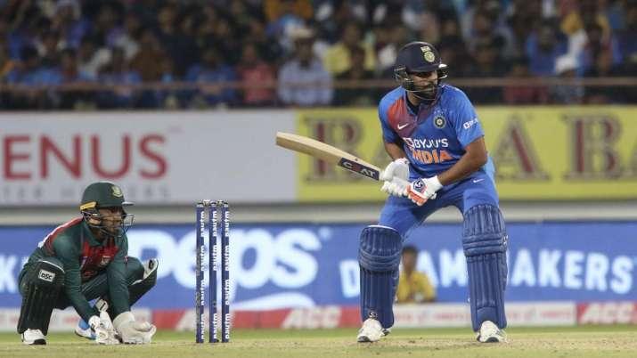 Rohit Sharma, Rohit Sharma record, India vs bangladesh