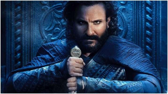 Tanhaji The Unsung Warrior: Ajay Devgn shares Saif Ali Khan's poster as fierce Udhaybhan