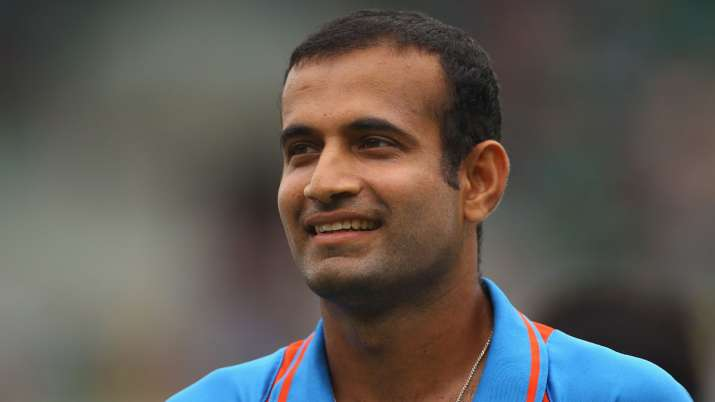 Former India pacer Irfan Pathan