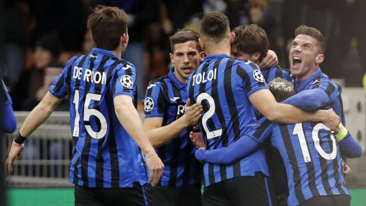 Atalanta won that match 4-1 and then advanced to the