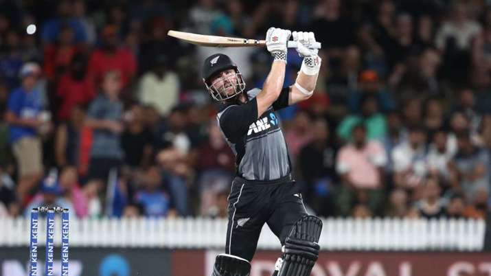 New Zealand captain Kane Williamson