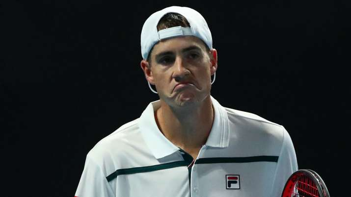 john isner french open