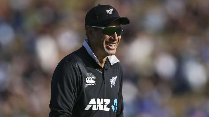 Star New Zealand batsman Ross Taylor