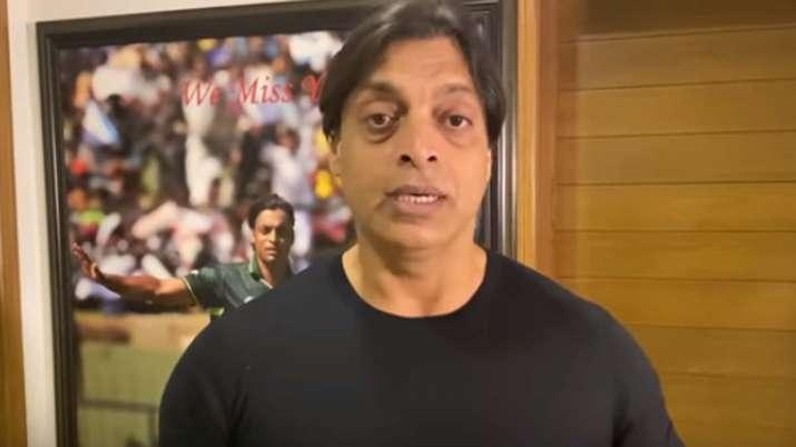 Former Pakistan fast bowler Shoaib Akhtar