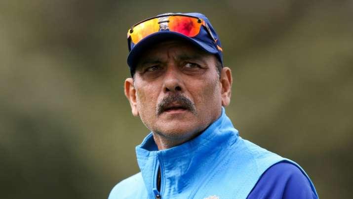 India head coach Ravi Shastri