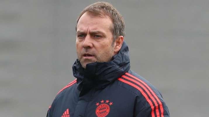 Hans-Dieter Flick, Head Coach of Bayern Munich