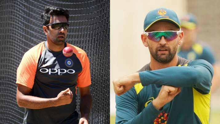 R Ashwin and Nathan Lyon