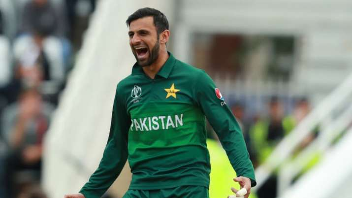Veteran Pakistan batsman Shoaib Malik