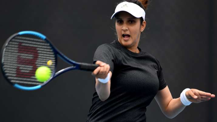 Tennis ace Sania Mirza
