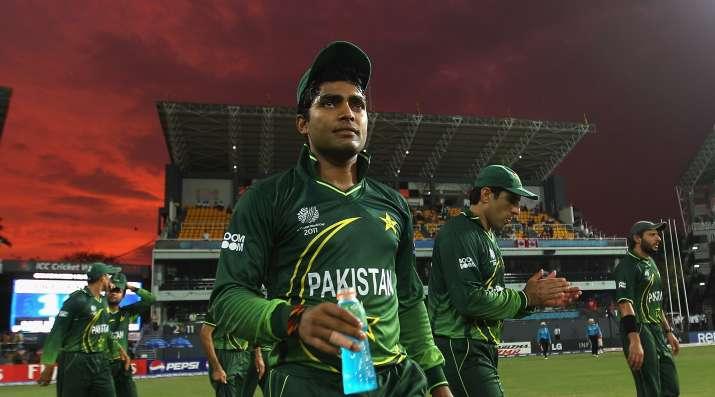 Tainted Pakistan batsman Umar Akmal