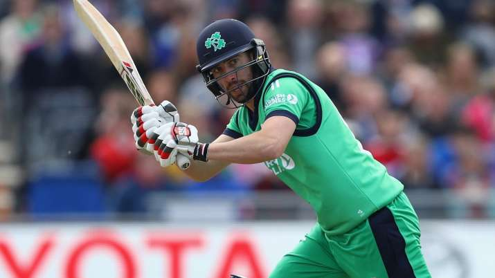 Ireland captain Andrew Balbirnie said it is a tricky