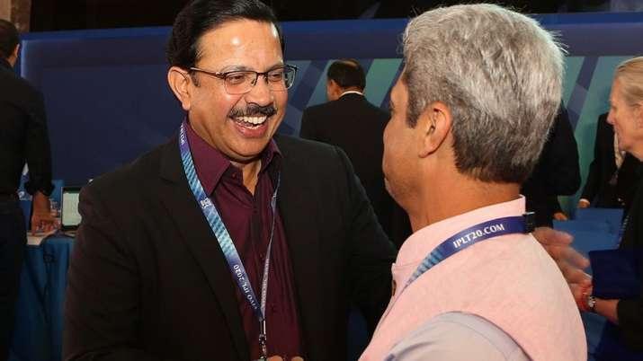 KKR CEO Venky Mysore