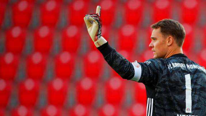 manuel neuer germany football team