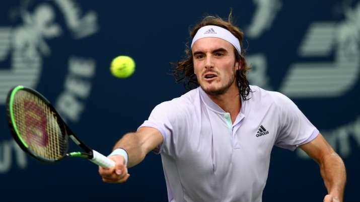 ATP Finals winner Stefanos Tsitsipas