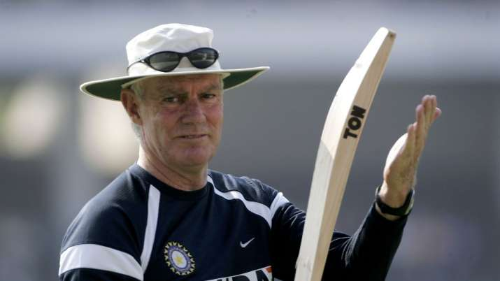 Former India coach Greg Chappell