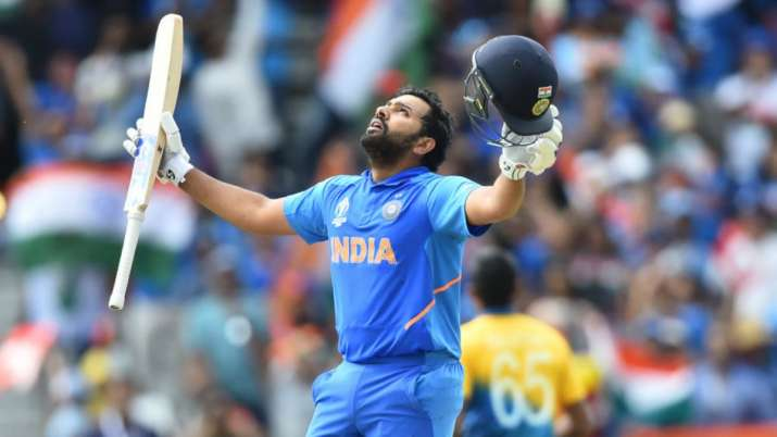India white-ball vice-captain Rohit Sharma