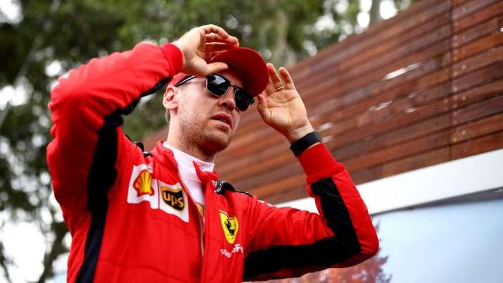 Four-time Formula One champion Sebastian Vettel