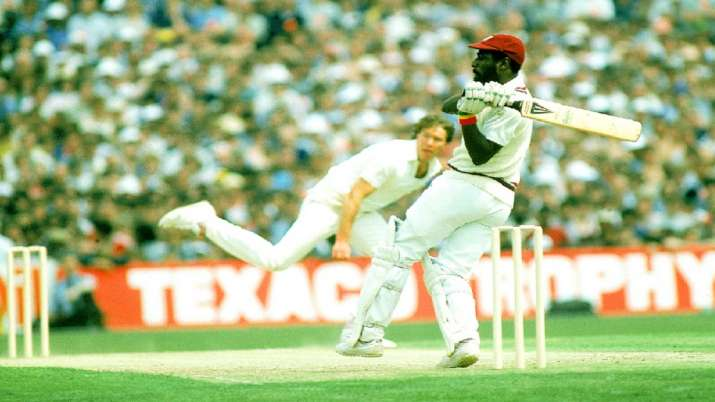 When Viv Richards delivered the 'greatest ODI innings of