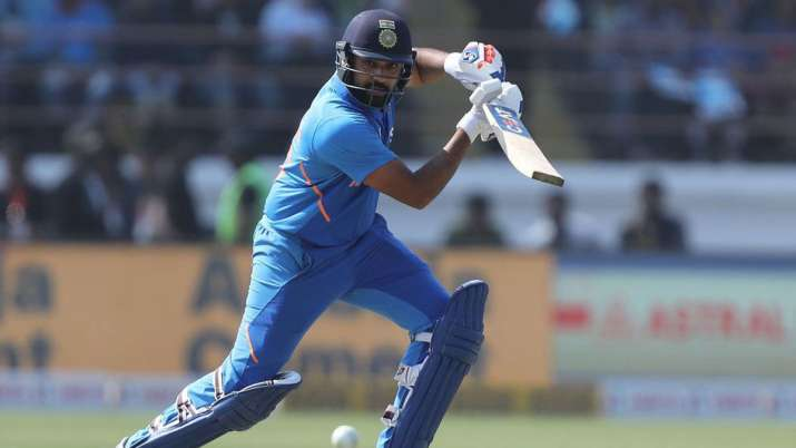 Indian opener Rohit Sharma