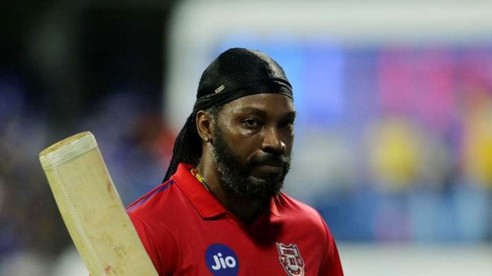 chris gayle kxip