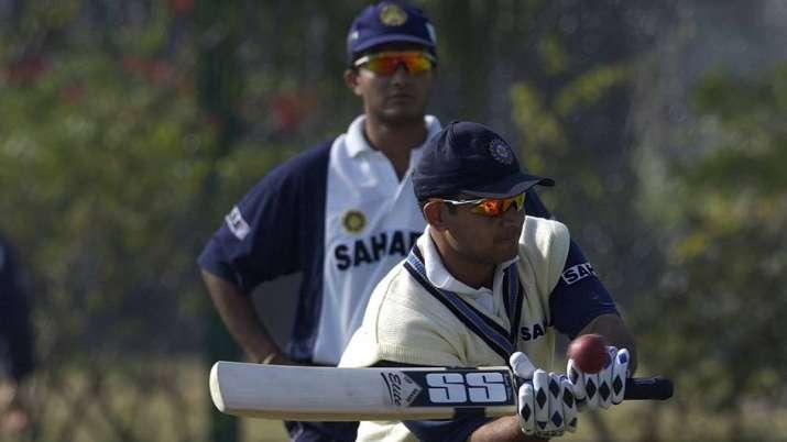 Sourav Ganguly and Virender Sehwag