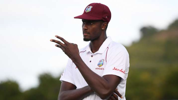 West Indies Test team captain Jason Holder
