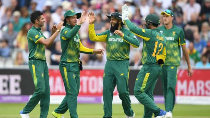 Cricketing activities in South Africa have been suspended