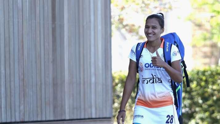 Indian women's team captain Rani Rampal