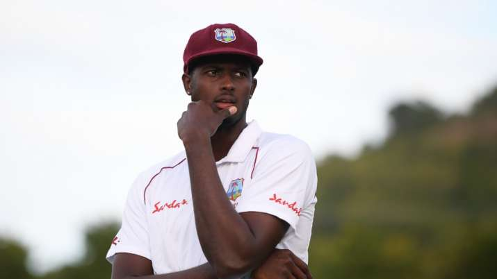 Windies skipper Jason Holder