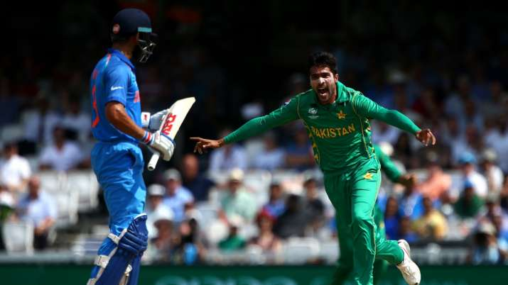 On this day, Mohammad Amir's spell of fire stunned India in 2017 Champions Trophy final