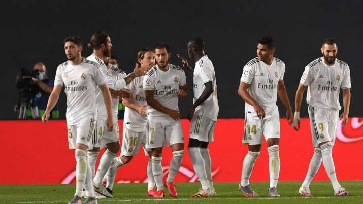 Madrid need to overcome a 2-1 first-leg loss at home to