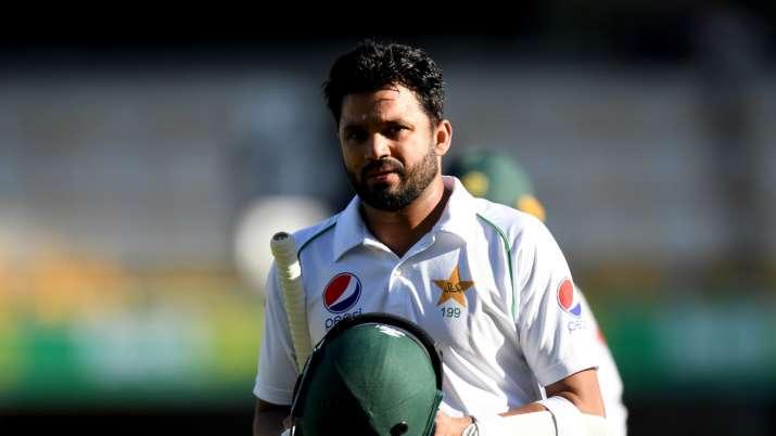 Pakistan captainAzhar Ali