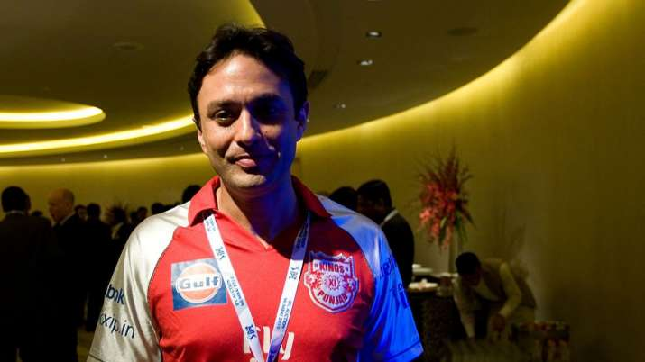 KXIP co-owner Ness Wadia