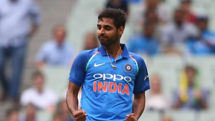 Like MS Dhoni, I try to detach myself from result and focus on process: Bhuvneshwar Kumar