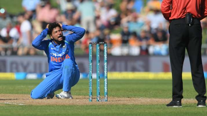 Kuldeep Yadav names AB de Villiers the toughest batsman to bowl to in ODIs