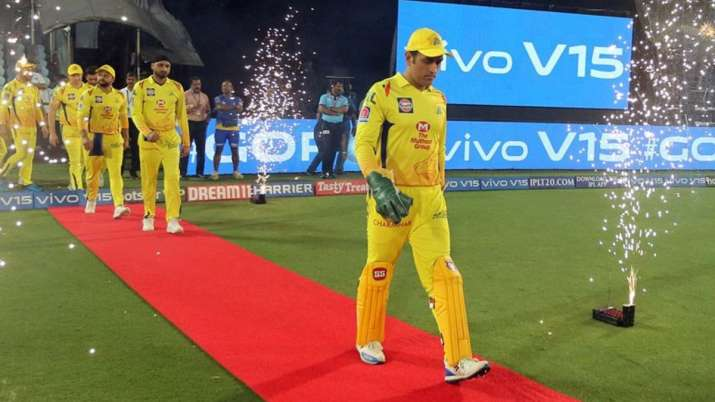 MS Dhoni-led CSK