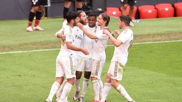 La Liga: Real Madrid warn fans not to gather in celebration spots