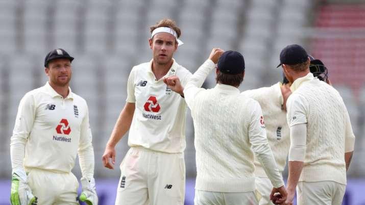StuartBroad said that England have an enviable fast
