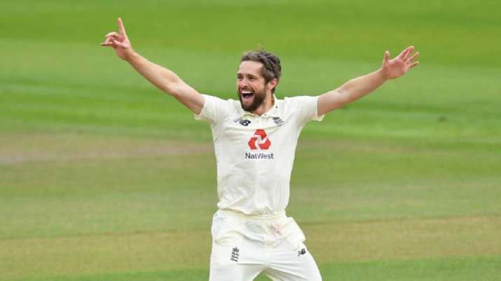 England pacer Chris Woakes