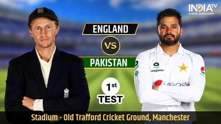 Live Streaming Cricket, England vs Pakistan 1st Test: Watch