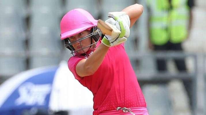 Alyssa Healy during 2018 Women's T20 Challenge